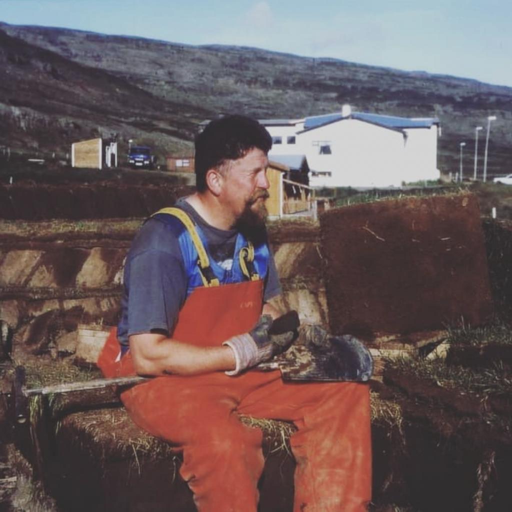 Bygging kotbýlisins